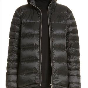 $750 Woman's Burberry Smethwick Puffer Coat Sz M